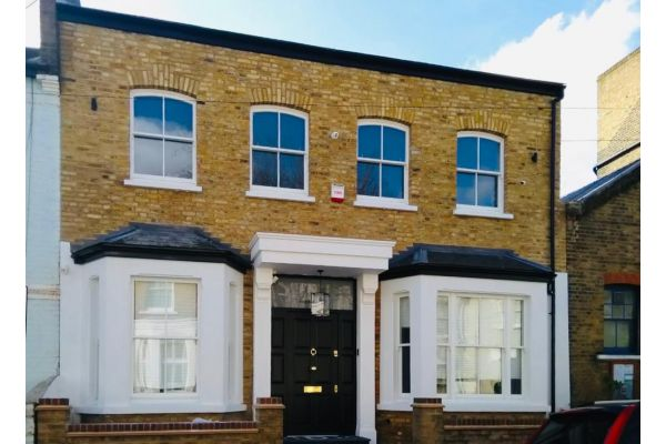 50 Bennerley Road SW11 - Battersea - Conservation area - London