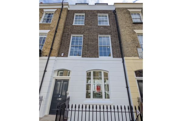 14 Devonia Rd N1 - Islington - Conservation area